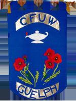 Original CFUW Guelph Banner